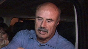 'Dr. Phil' Show -- TV Guest Who Threatened GF... May Have Convicted Himself On The Air
