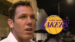 Luke Walton Out as Lakers Head Coach