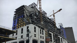 Hard Rock Hotel Collapses While Under Construction, At Least 1 Dead