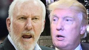 Gregg Popovich Rips President Trump's Response To Protests, 'Deranged Idiot'