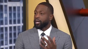 Dwyane Wade On 'Great Day' with Tiger Woods Day Before Crash, We Talked About Our Kids