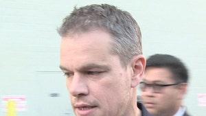 Matt Damon Says He Stopped Using Homophobic F-Slur Just Recently