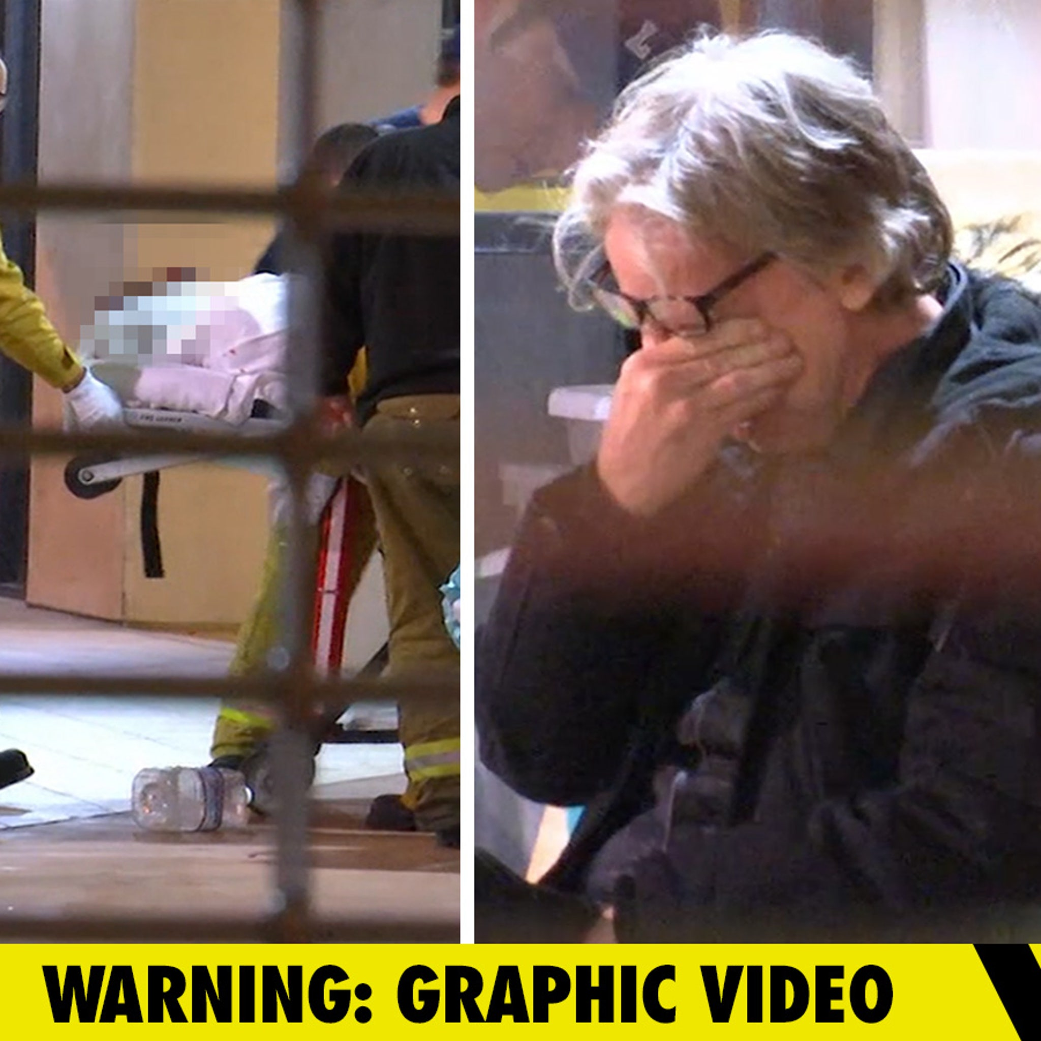 Andy Dick Distraught After Man Shoots Himself in the Head in His Art Studio