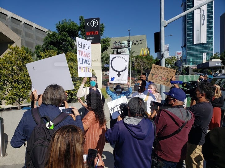 Netflix Employees Walk Out In Protest