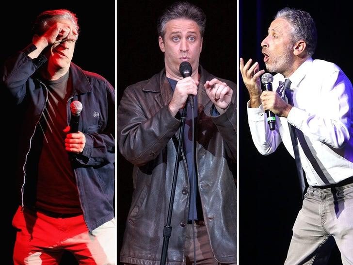 Jon Stewart -- Stand-Up Guy