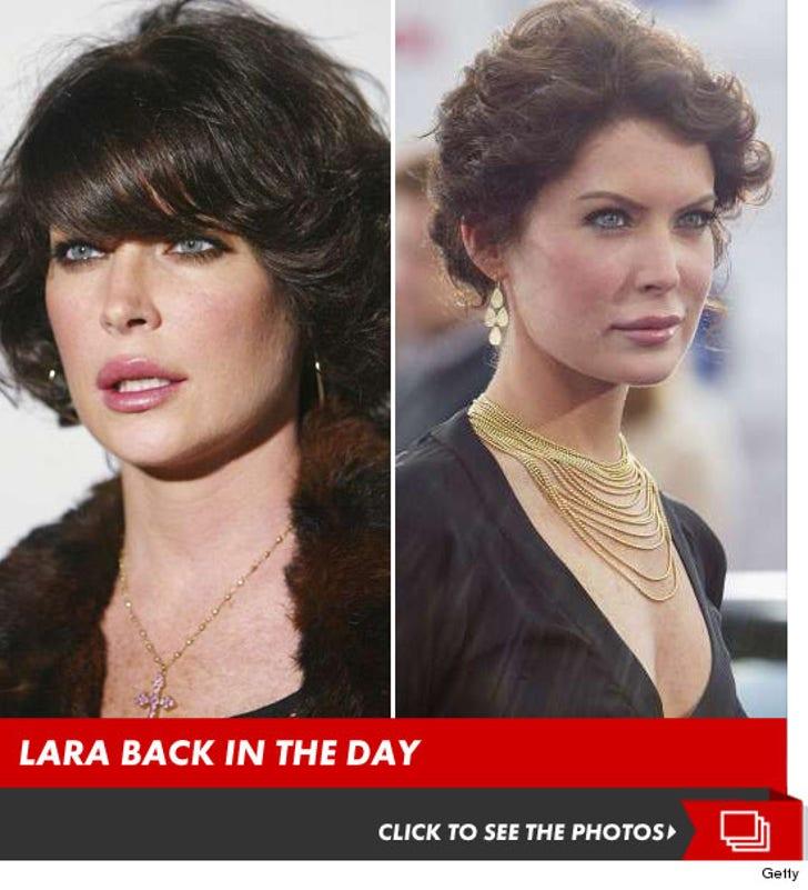 Lara Flynn Boyle -- Back In The Day