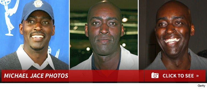 Michael Jace Photos