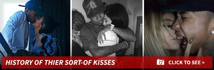 History Of Their Sort-Of-Kisses