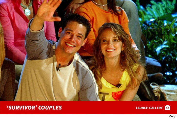 'Survivor' Couples