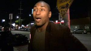 Metta World Peace -- There's Only ONE WAY I'd Root for the Rams (VIDEO)