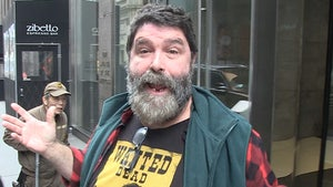 Mick Foley Reveals His Favorite WWE Alter Ego, It Ain't Mankind!