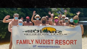 Nudist Resorts Getting Pushback Over Requiring Masks