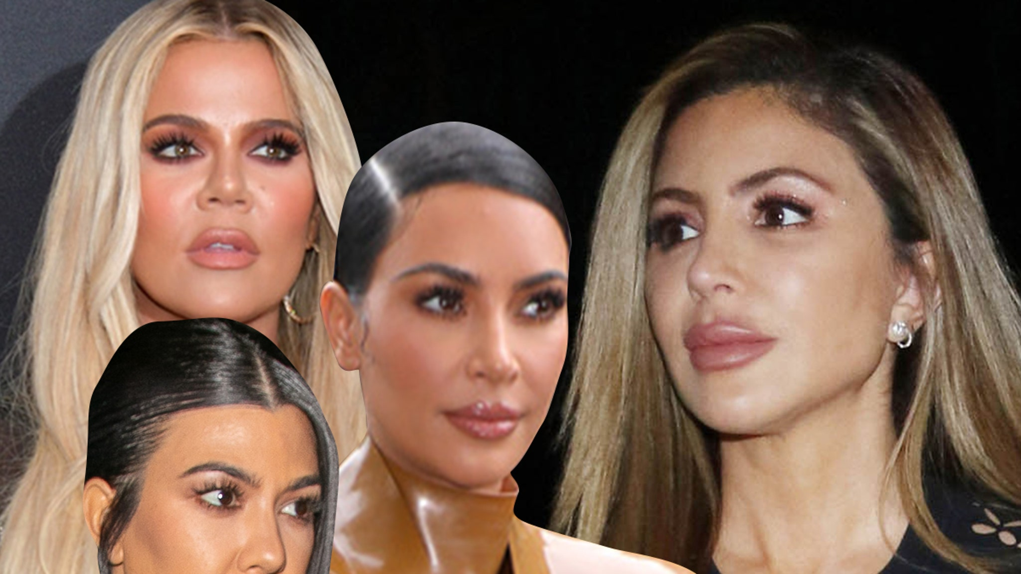 Kim Kardashian Unfollowed Larsa As They Grew Apart ... No Drama or Bad Blood