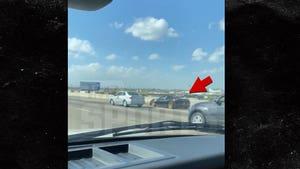DeAndre Hopkins' Ferrari Zoomed Past Arizona Trump Caravan, New Video Shows