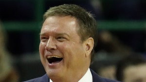 Bill Self Signs 'Lifetime' Contract with KU, Can't Be Fired Over NCAA Investigation