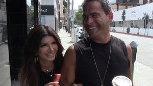 Teresa Giudice's BF Says a Wedding's Definitely in Their Future