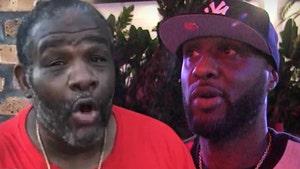 Lamar Odom Fighting 53-Year-Old Riddick Bowe In Celeb Boxing Match