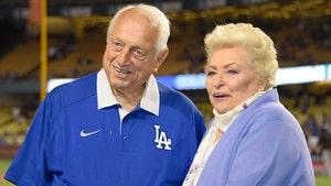 Dodgers Legend Tommy Lasorda's Widow, Jo, Dead At 91