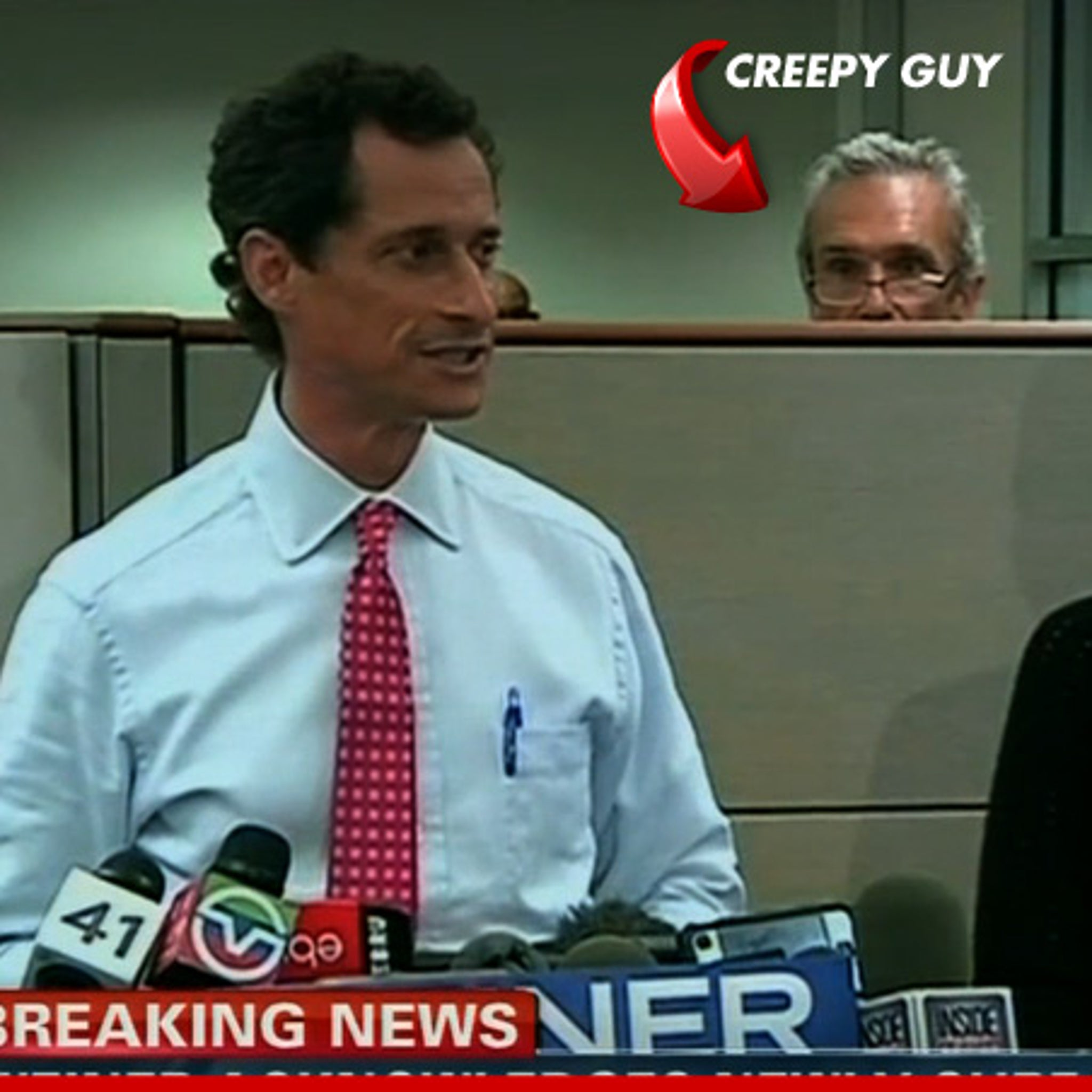 Anthony Weiner -- Some Sexting Happened AFTER My Resignation