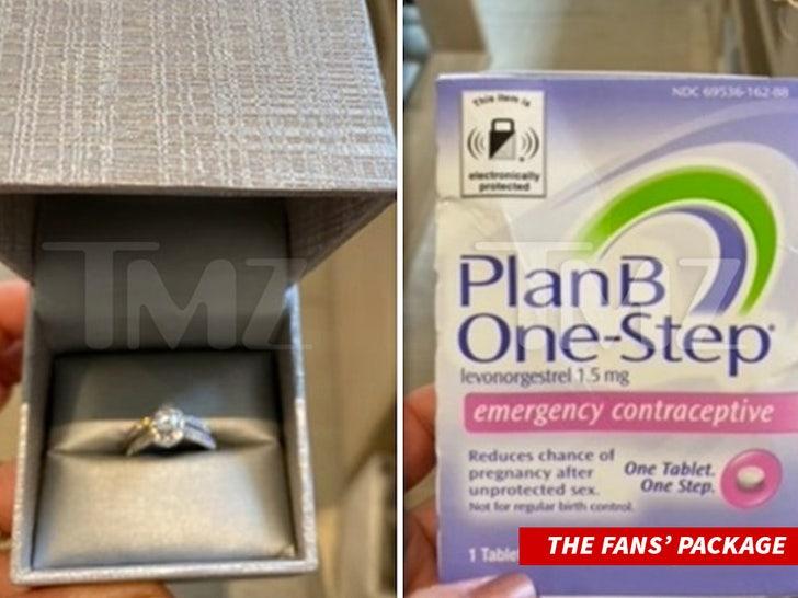 Fans Package to kim kardashian