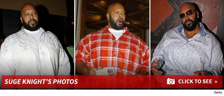 Suge Knight -- Through the Years