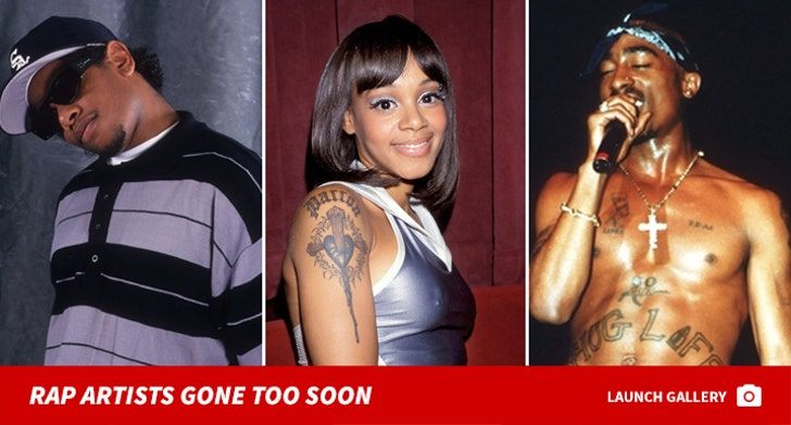 Hip-Hop Artists -- Gone Too Soon