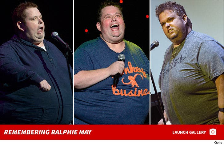 Remembering Ralphie May