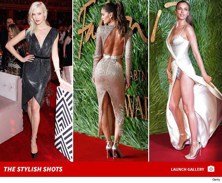 The Fashion Awards 2017 -- Stylish Stars