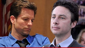 Y&R Michael Muhney -- I'm SO Much Better Looking Than Zach Braff