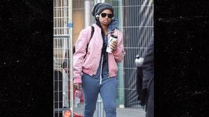 Jennifer Hudson Is Super Comfy Returning to Work During Custody Battle