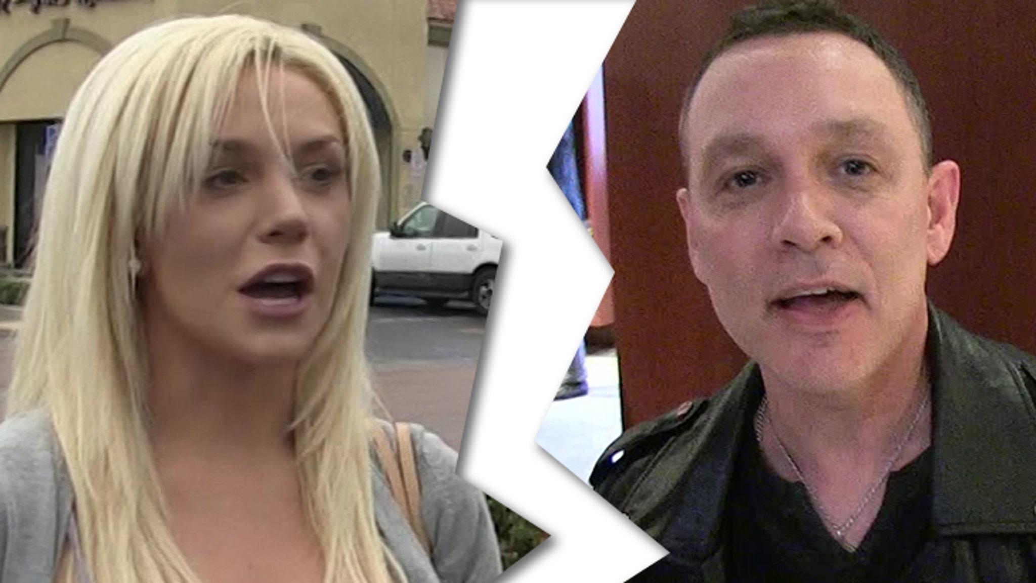 Courtney Stodden & Doug Hutchison Finalize Divorce, He Gets the Dog