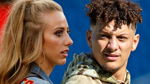 Patrick Mahomes' GF Harassed at Patriots Game, 'Security Moved Us to Safety'
