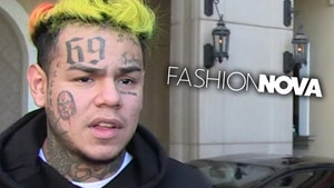 Tekashi69 Sued By Fashion Nova for $2.25 Million