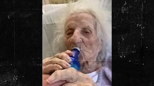 103-Yr-Old Red Sox Fan Celebrates Beating COVID W/ Beer Chug, Amazing Video!