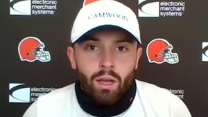 Baker Mayfield Doubles Down On Anthem Kneeling, 'It's a Human Rights Issue'