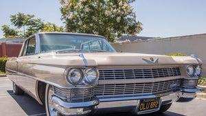 Travis Barker's 1964 Cadillac Coupe DeVille Hits Auction Block