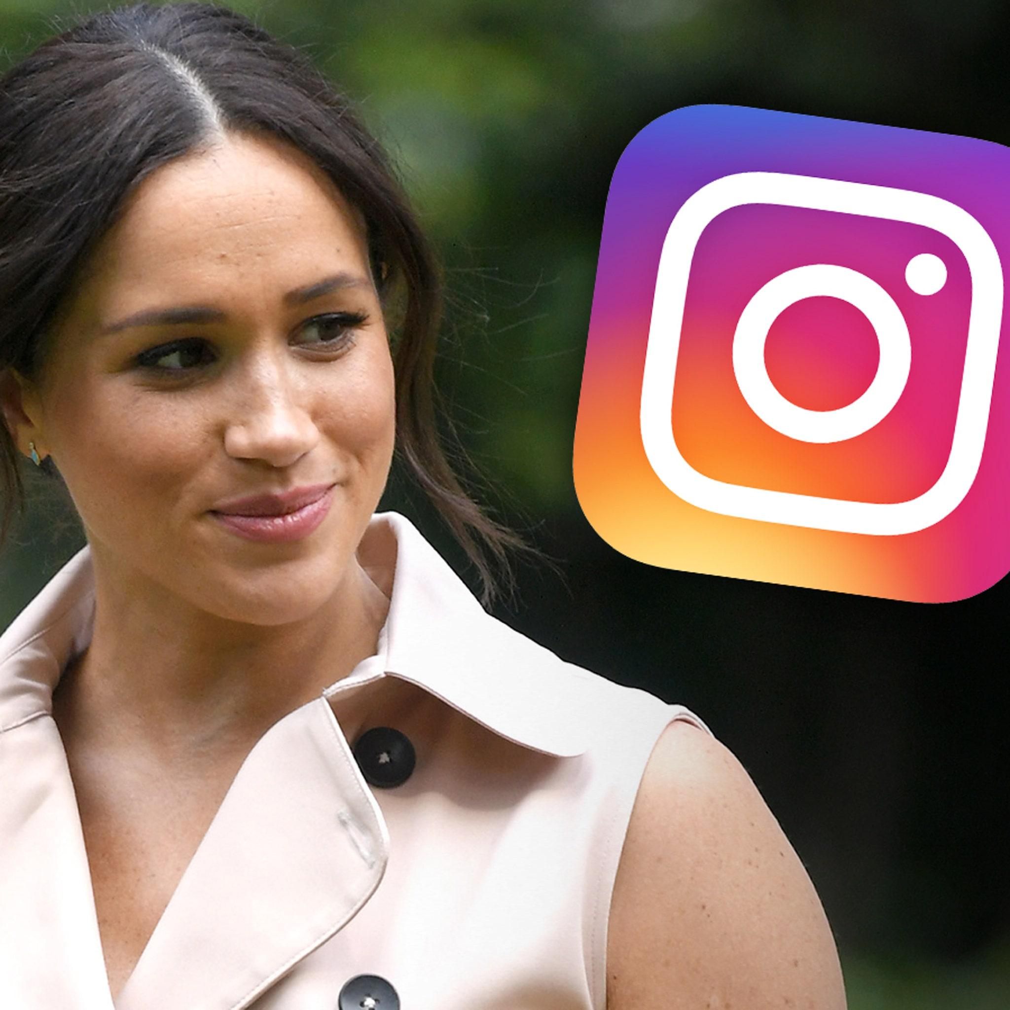 Meghan Markle Used Royal Instagram to Subtly Make Political Statements