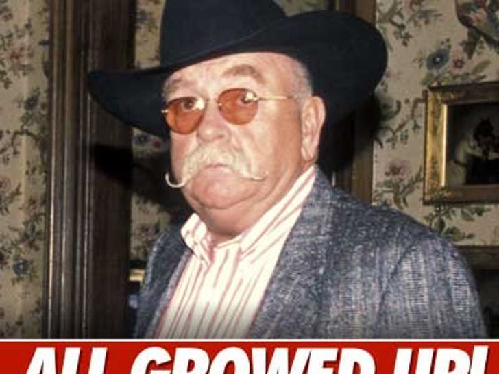 Wilford Brimley to act on Electric Theater stage