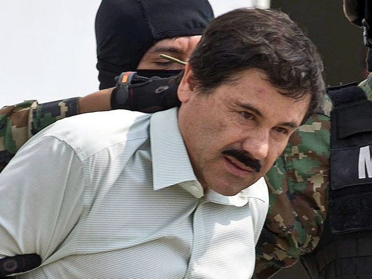 El Chapo gets life in jail and hefty a R176-billion fine