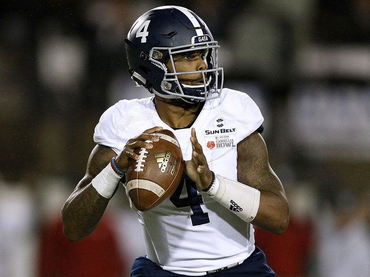 Drug charge dropped against Georgia Southern QB Shai Werts