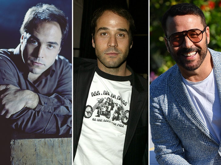 Jeremy Piven Through The Years