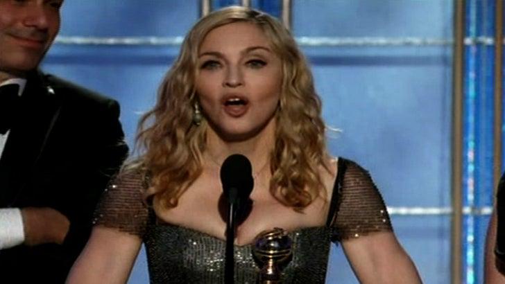 Elton John's Hubby David Furnish SLAMS Madonna -- You're Desperate
