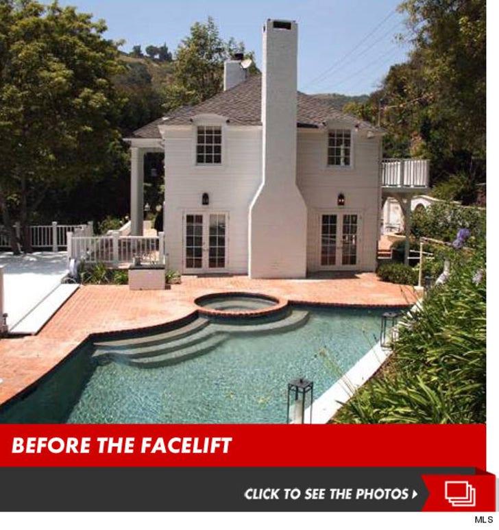 Lindsay Lohan's Rented Home