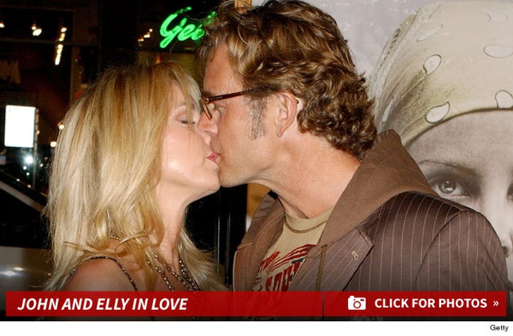 John Schneider & Elly Castle -- In Love