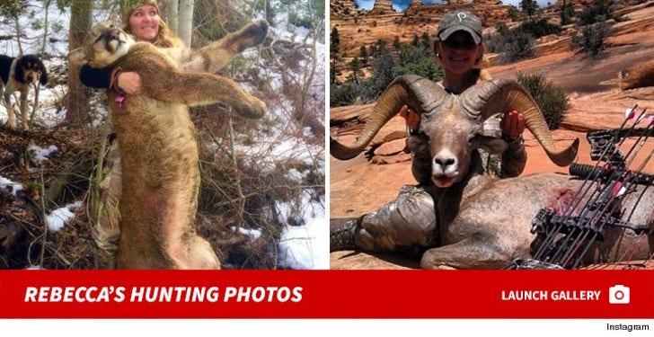 Rebecca Francis' Hunting Photos