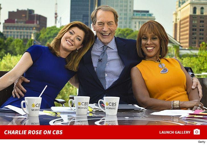 Charlie Rose on CBS
