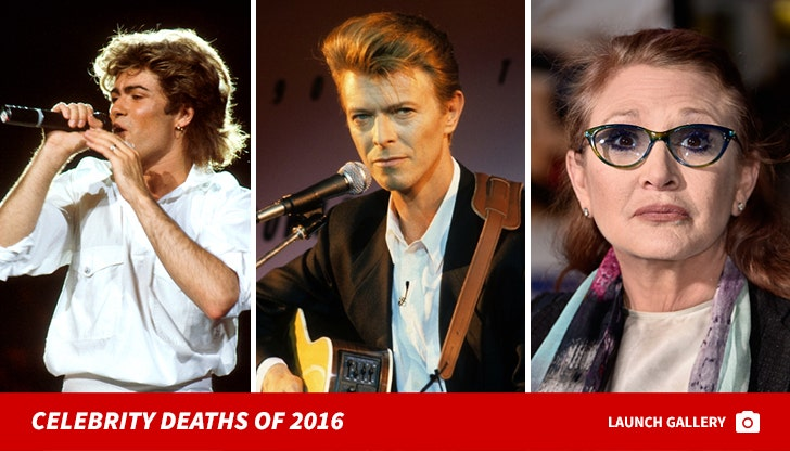 Celebrity Deaths of 2016
