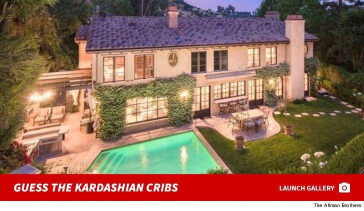 Guess The Kardashian Cribs!