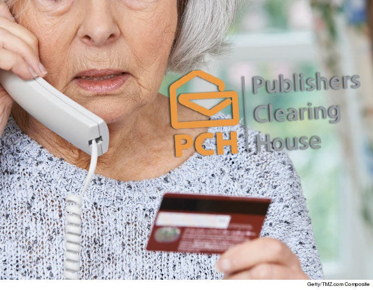 Publishers Clearing House Sued for Deceiving Elderly with