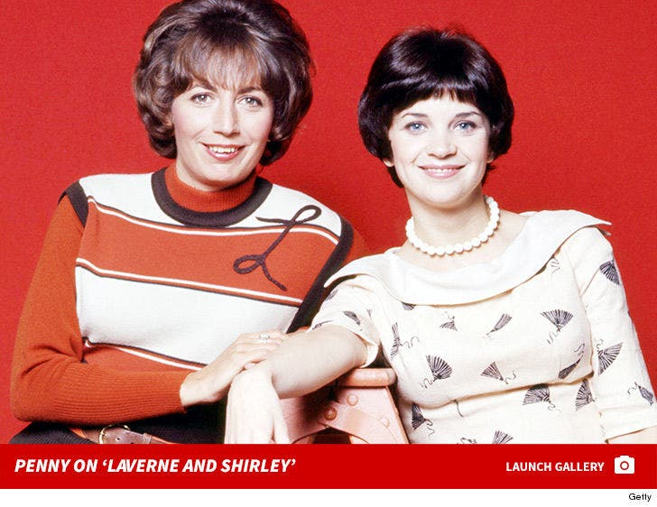 Penny Marshall on 'Laverne & Shirley'